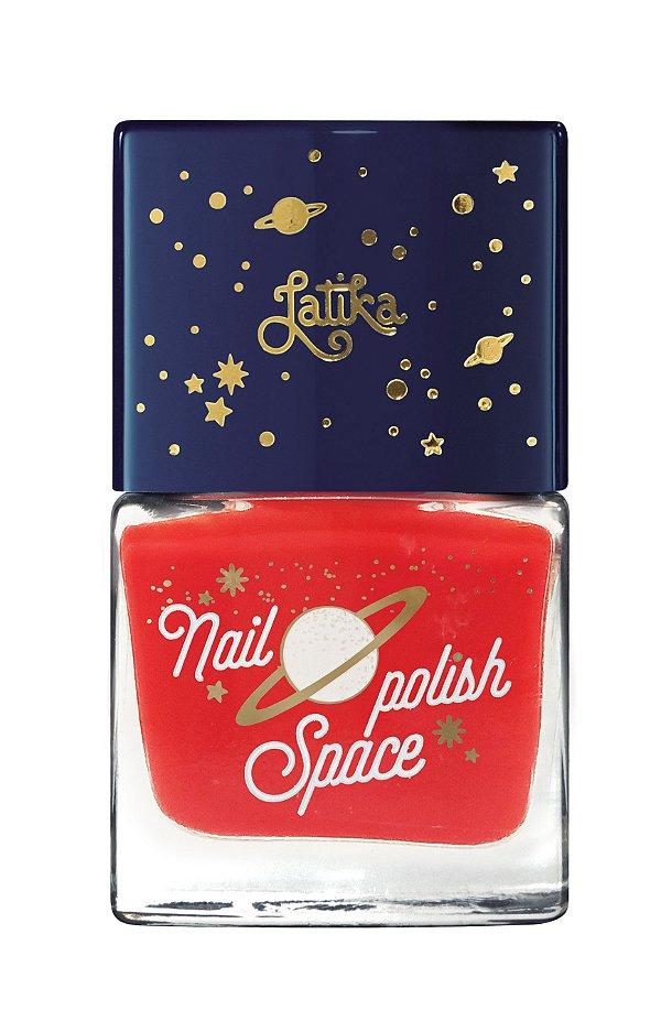 Latika Nail Space Vermelho Mars - Fosco