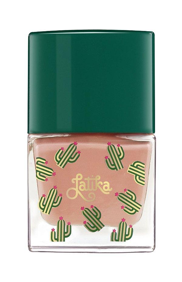 Latika Nail Cactus Rosa Rosete
