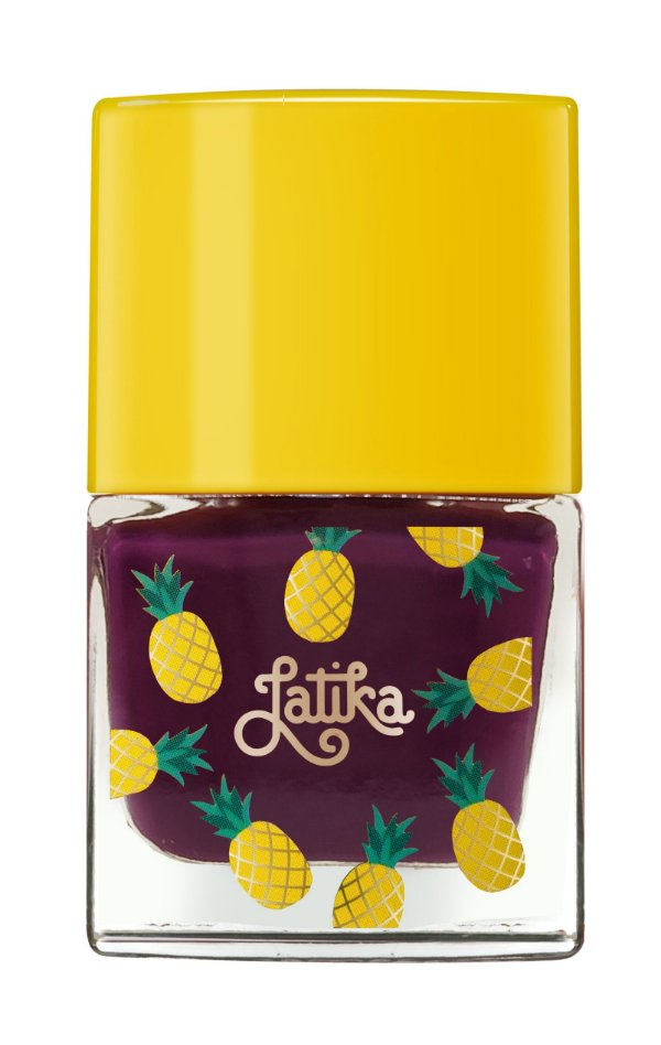 Latika Nail Pina Roxo Purple