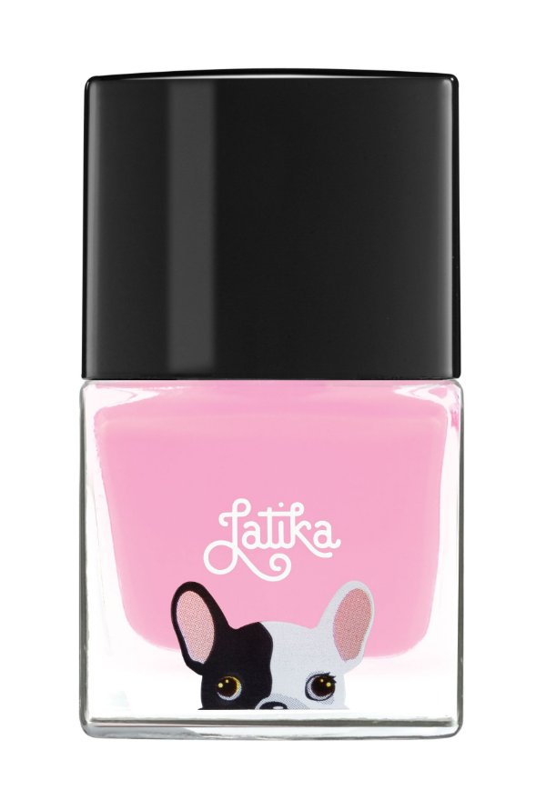 Latika Nail Puppy Rosa Chiclé