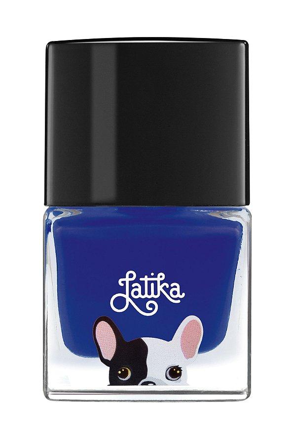 Latika Nail Puppy Azul Lazúli