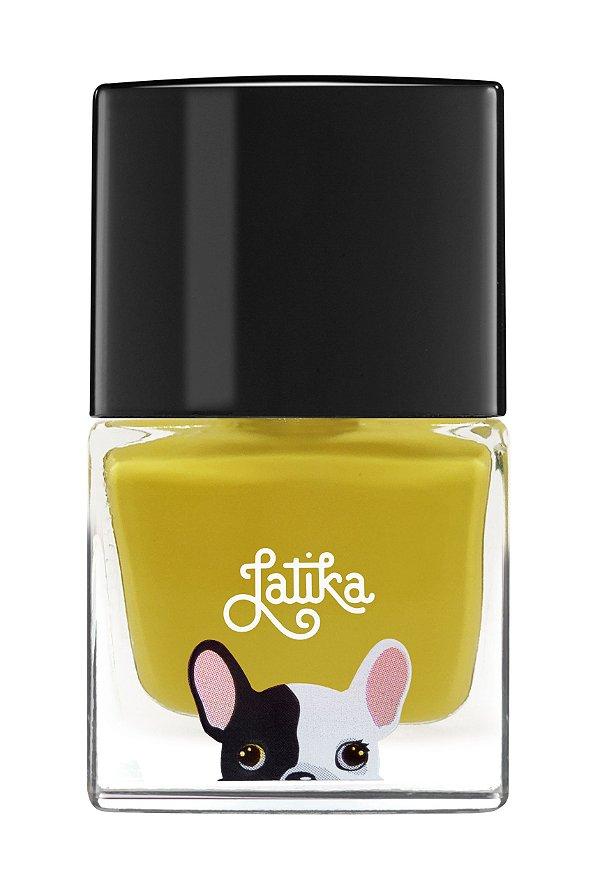 Latika Nail Puppy Amarelo Soleil