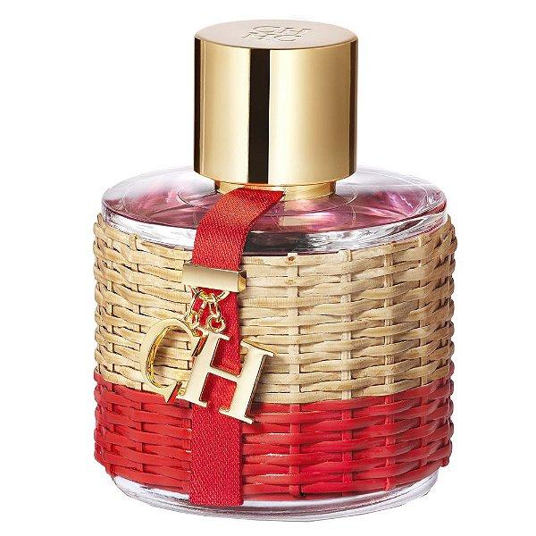 accc6fd3112cd CH Central Park Limited Edition Carolina Herrera - Perfume Feminino - Eau  de Toilette