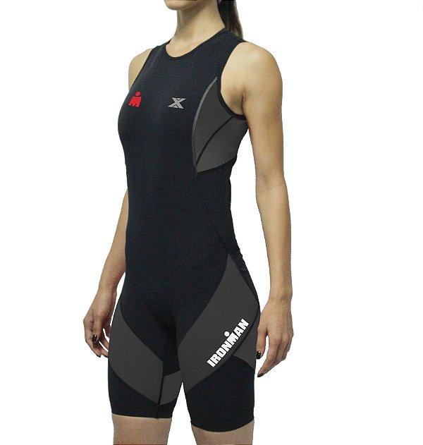 Macaquinho DX-3 Feminino IRONMAN de Triathlon