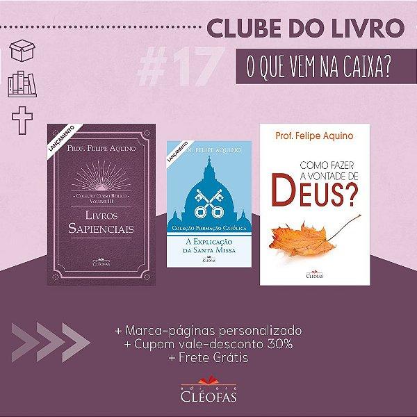 Clube do Livro - BOX 17
