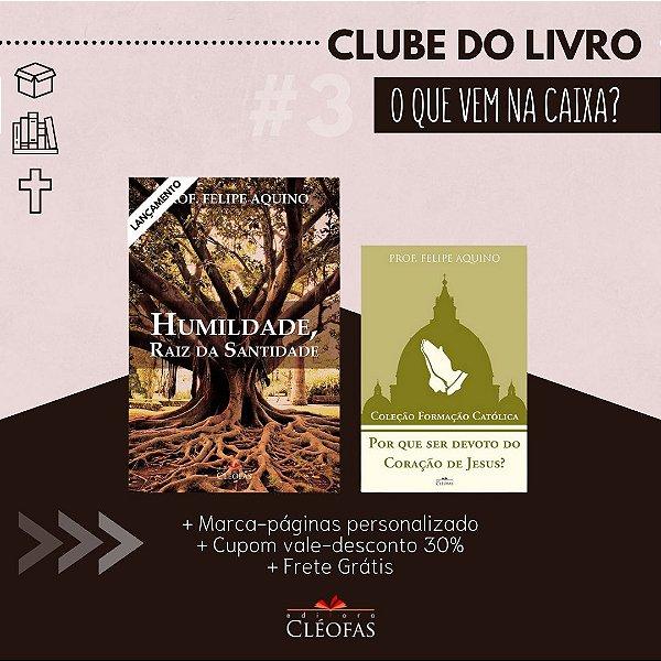 Clube do Livro - BOX 3