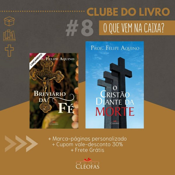 Clube do Livro - BOX 8