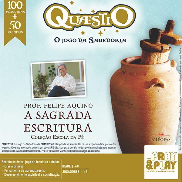 QUAESTIO - A SAGRADA ESCRITURA