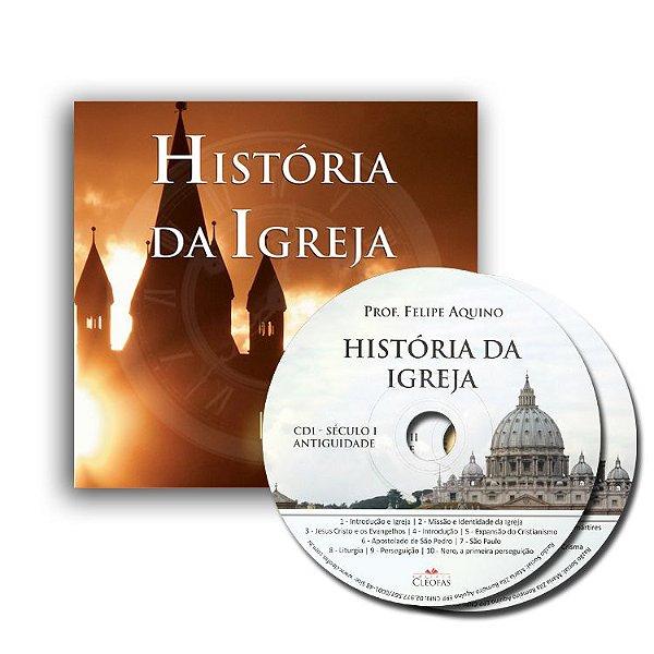 Coleção História da Igreja - Idade Antiga
