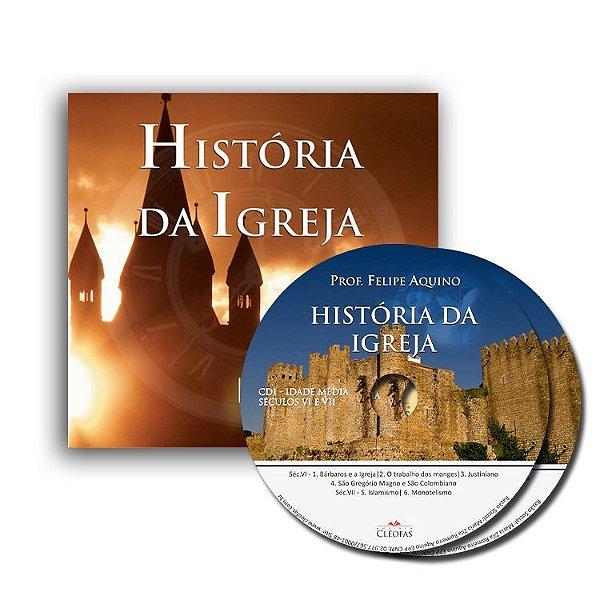 Coleção História da Igreja - Idade Média