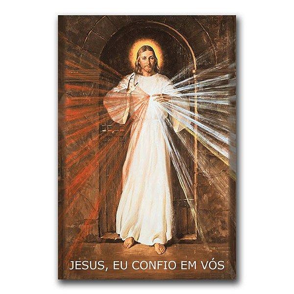 Adesivo - Jesus Misericordioso