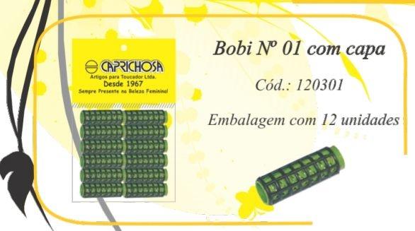Bobi com Capa nº 01 Caprichosa