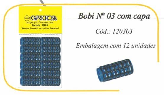 Bobi com Capa nº 03 Caprichosa