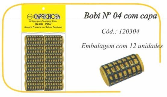 Bobi com Capa nº 04 Caprichosa