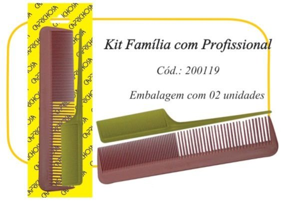 Kit família/profissional