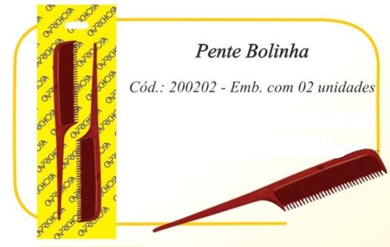 Pente Bolinha c/2 unid