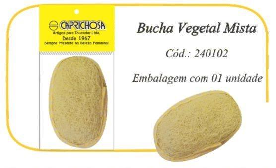 Bucha Vegetal Mista Caprichosa