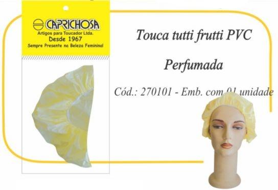 Touca Tutti Frutti Perfumada