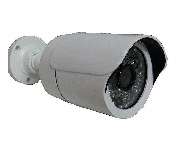 Camera Infra Vermelho 1000 Linhas 30 Metros CCD 1/3'' DSP IR CURT - Alta Resolução.