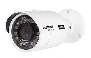 Câmera HDCVI VHD 3130 Bullet Infra Vermelho 30 Metros High Definition 720p HD - Intelbras