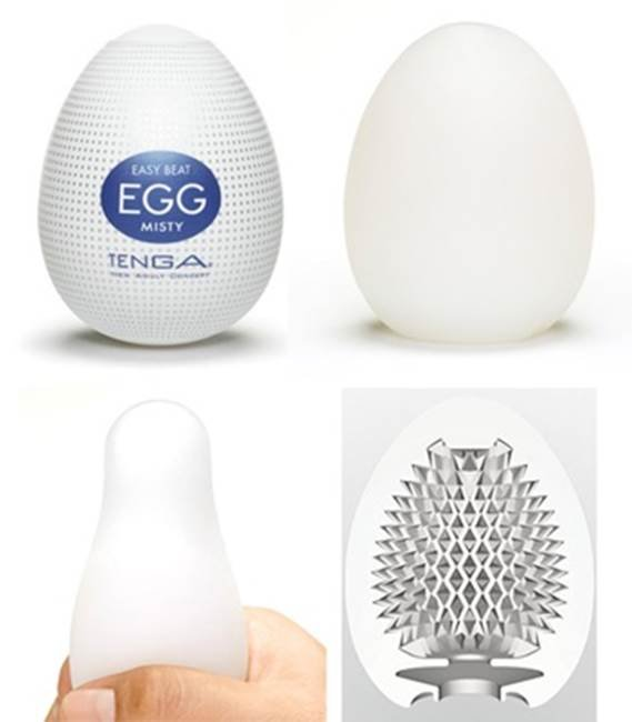 Masturbador tenga egg ovo - misty