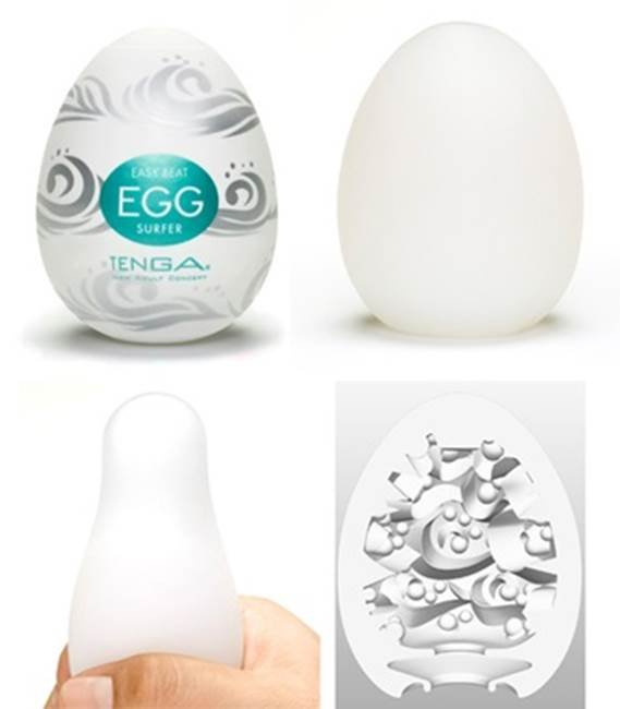 Masturbador tenga egg ovo - surfer