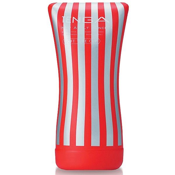 Masturbador tenga soft tube cup - simula ela por cima