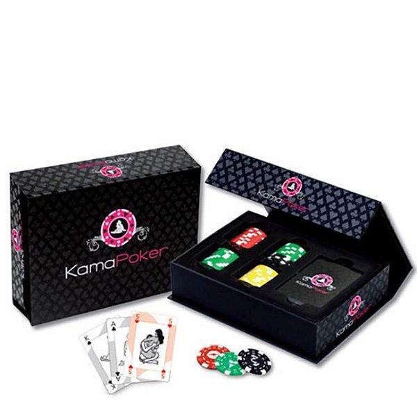 Jogo erótico - kama poker - moodzz pp