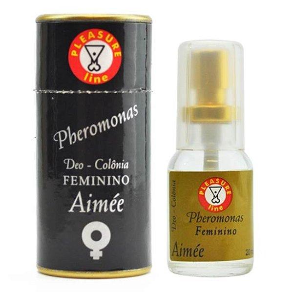 Deo pheromonas aimee - colônia fem.