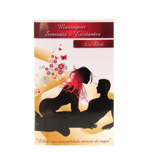 Livro massagem sensual