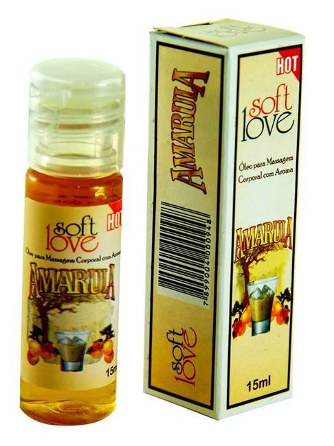 Gel comestível Hot 15ml - Amarula