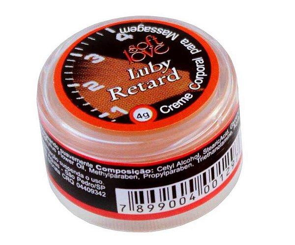 Retard (retardante de ejaculação precoce) - pomada  4gr