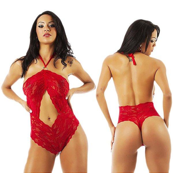 Body delírio Vermelha