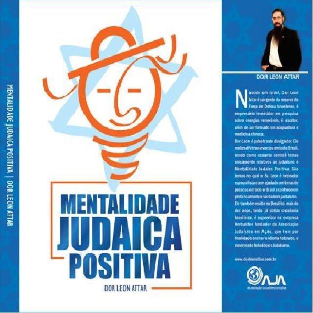 PROMOÇÃO!!!  Mentalidade Judaica Positiva ( Dor Leon Attar)