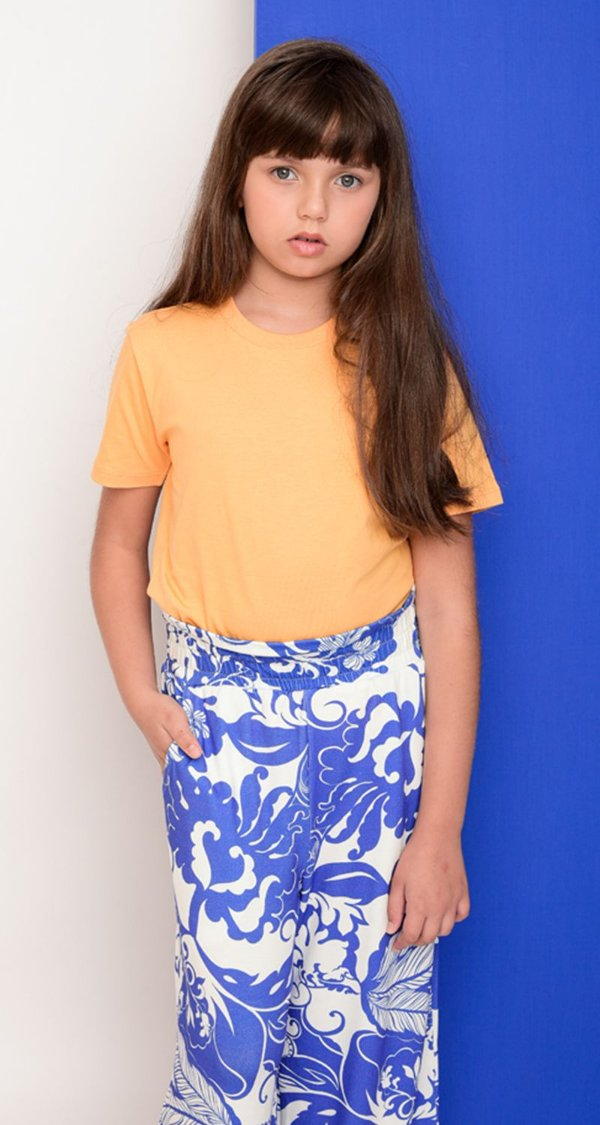 T- Shirt Blessinha(o) Malha Algodão Egípcio Jeri | NEXT STOP BLESSED