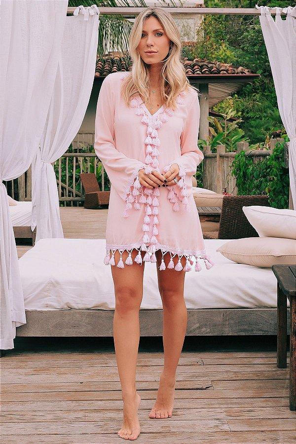 Vestido Bata Tassel