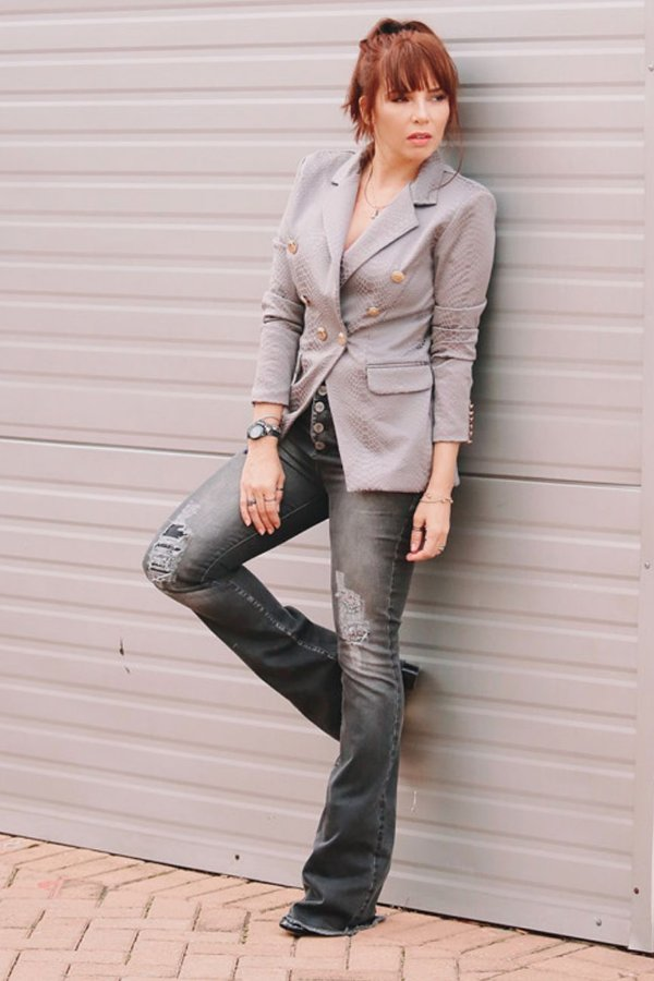 OUTLET | Calça Jeans Flare