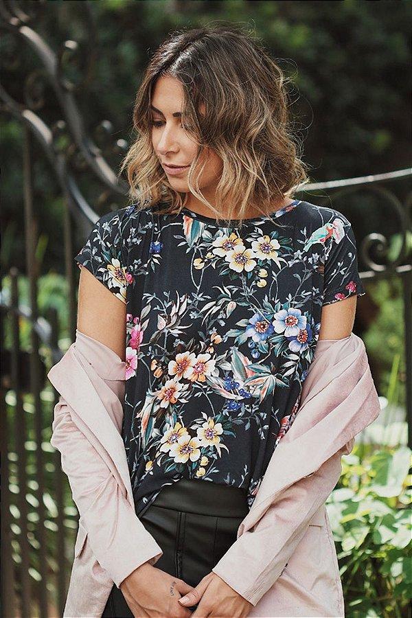 T-shirt Beauty Flowers
