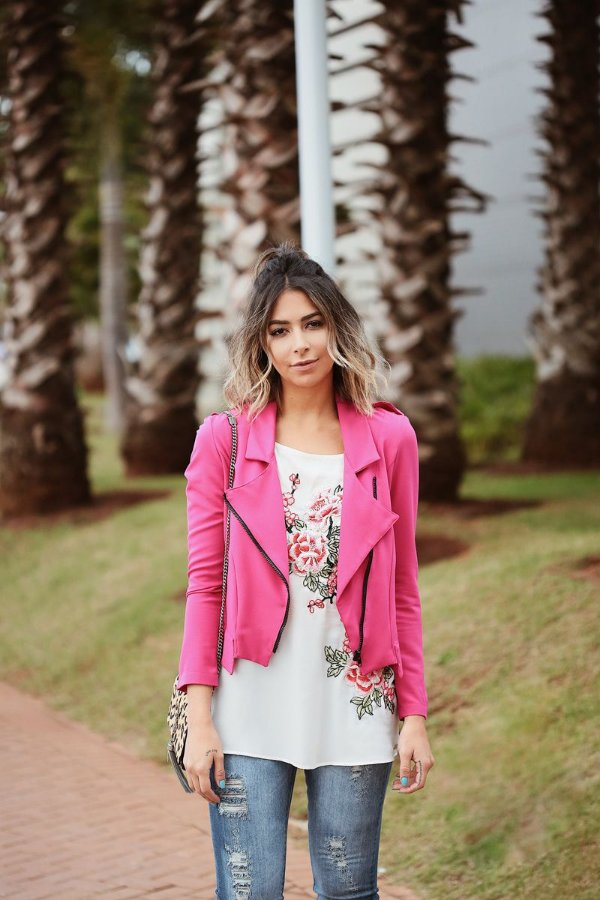 OUTLET | Jaqueta Pink