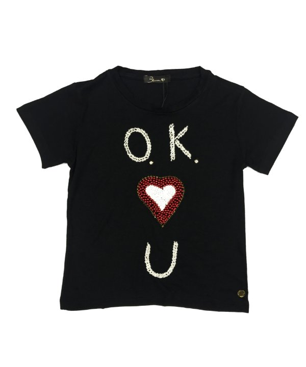 SALE | T-Shirt O.K. Heart Blessinha