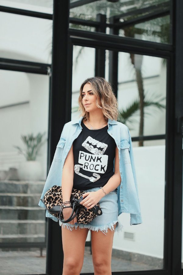 LANÇAMENTO | T-Shirt Punk Rock