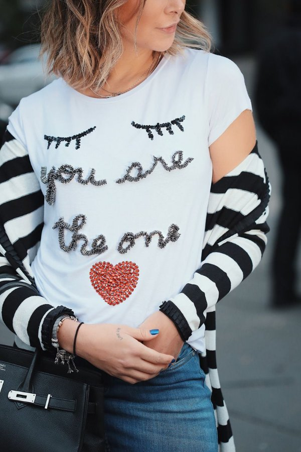 LANÇAMENTO | T-shirt You Are The One