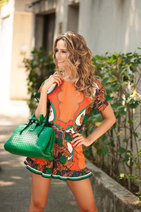 LANÇAMENTO | Conjunto Toscana Shorts/Blusa