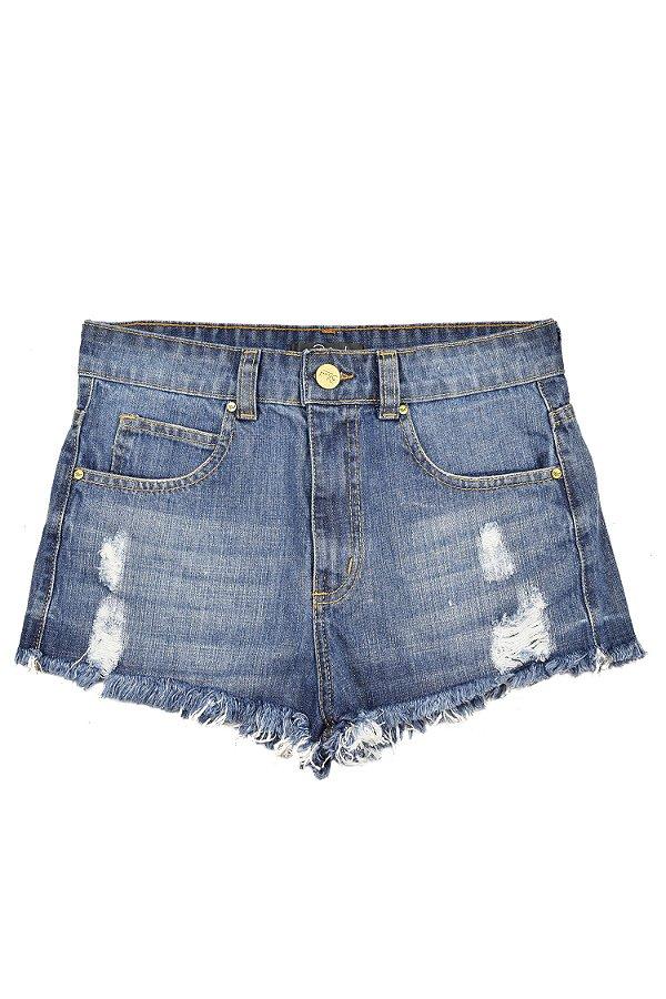 LANÇAMENTO | Shorts Jeans Detonado