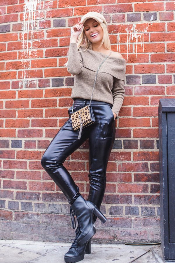 LONDON COLLECTION   Calça Exclusive Fake Sofie