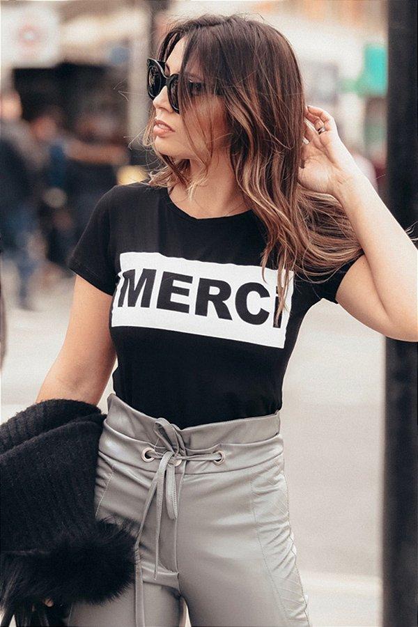 PARIS COLLECTION   Blusa Merci