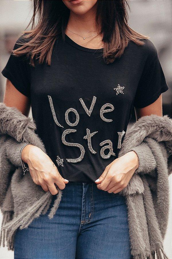 PARIS COLLECTION | Blusa Love Star