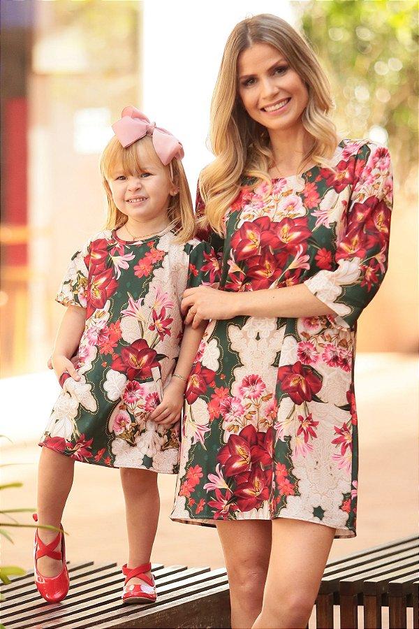 OUTLET   Vestido Floral