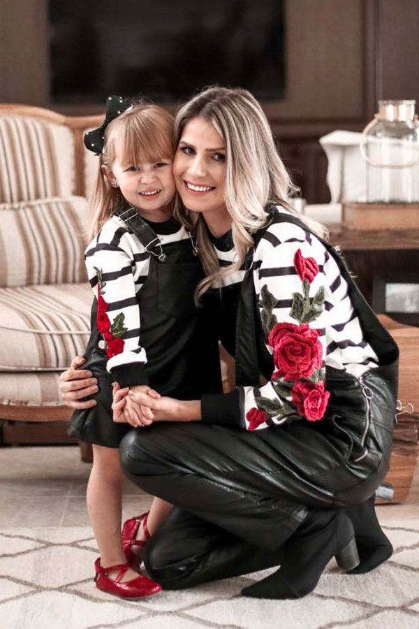 ESPECIAL MOMMY   Blusa Blessinha Rouge