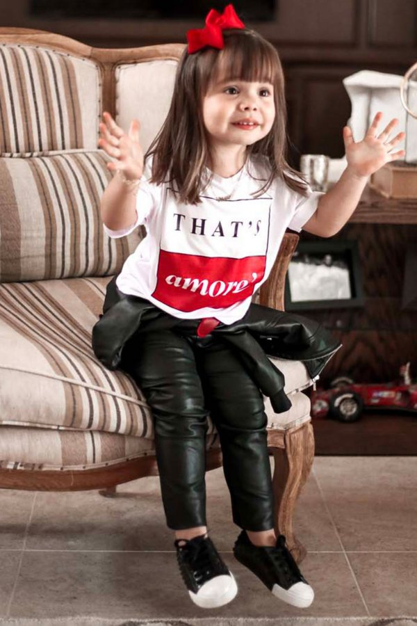 ESPECIAL MOMMY | Blusa Blessinha That's Amore